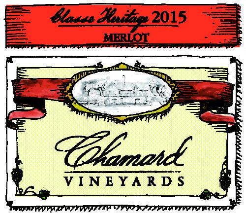 Heritage Merlot 2015
