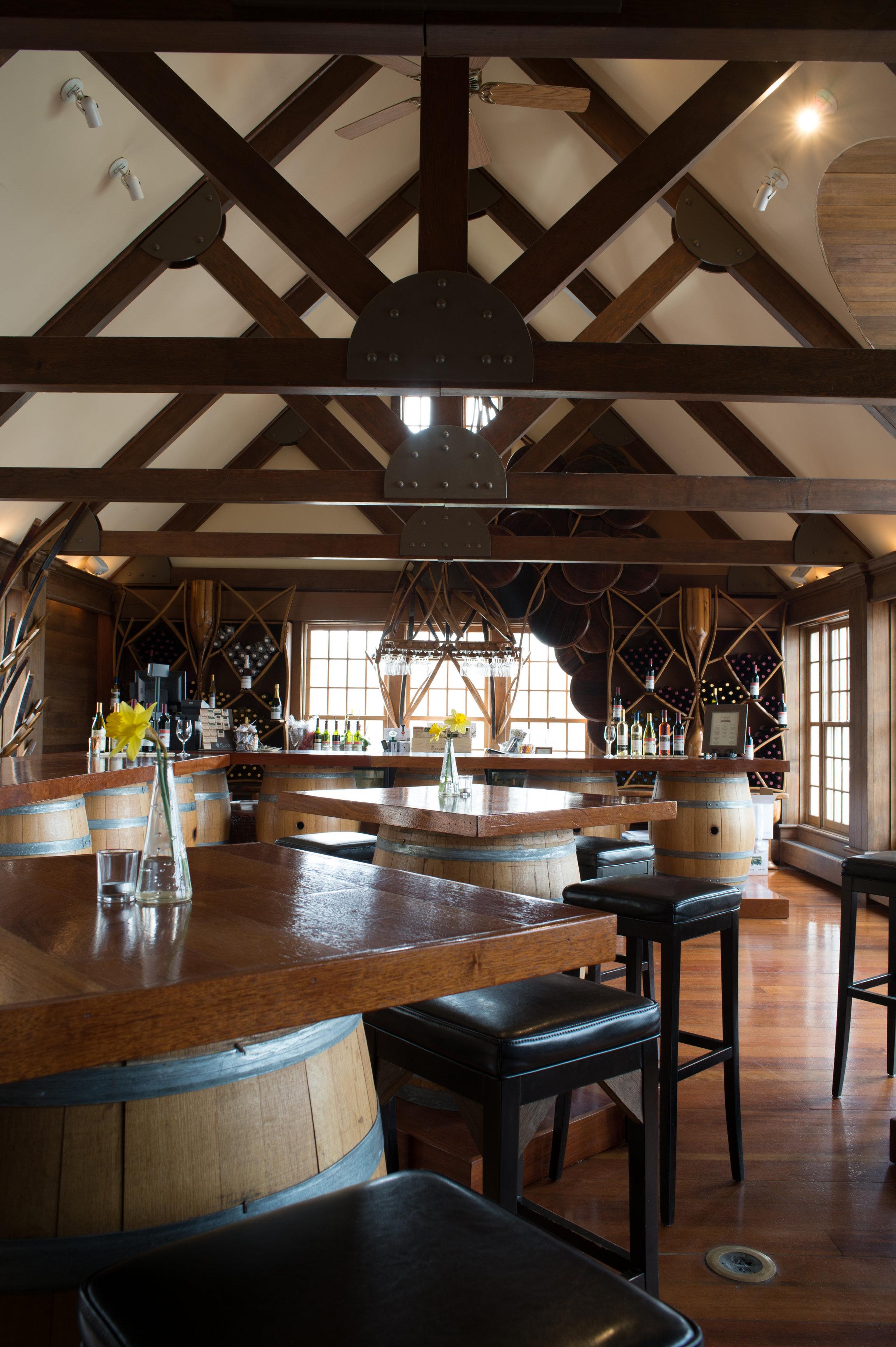 Chamard Tasting Room