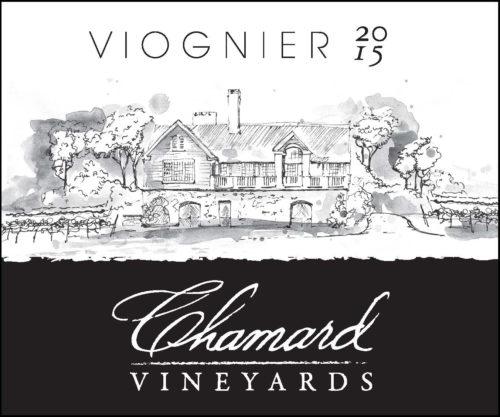 Chamard Viognier 2015