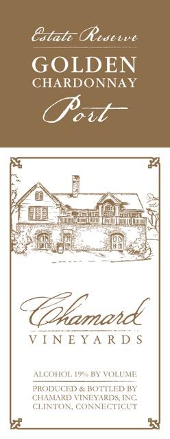Estate Reserve Golden Chardonnay Port