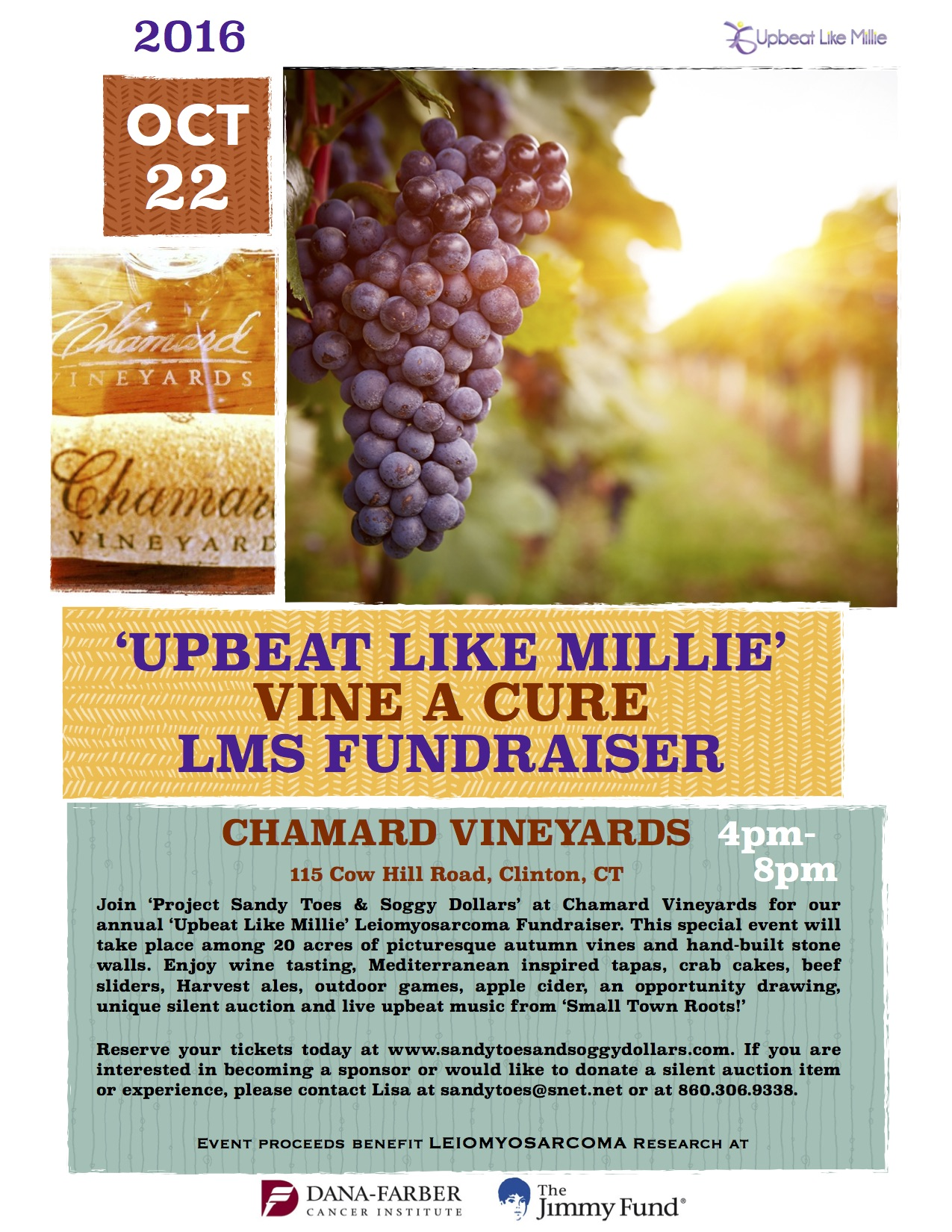 upbeat-like-millie-vine-a-cure-info-flyer
